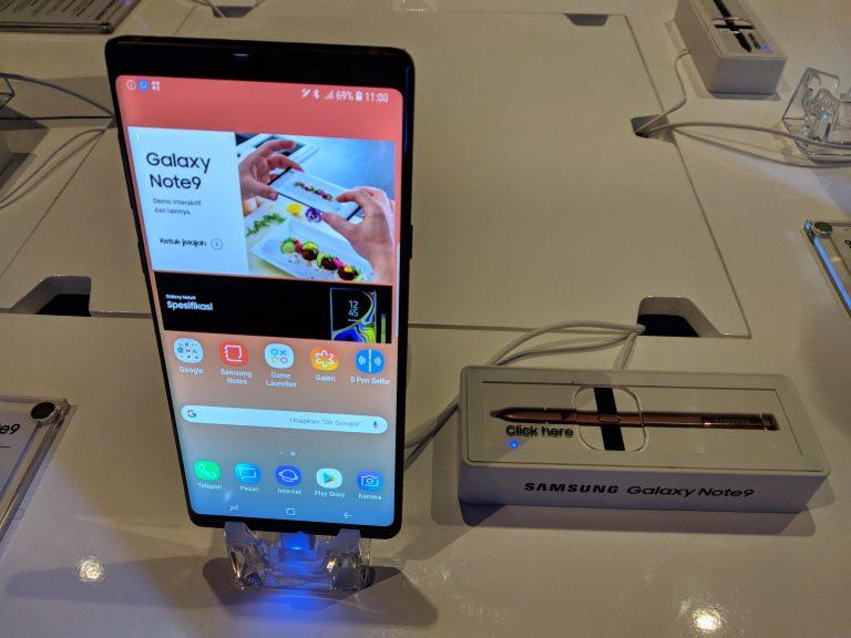 Storage Samsung Galaxy Note 9 Dapat Berkapasitas 1TB