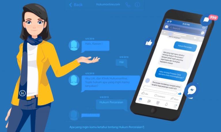 Chatbot LIA Siap bantu Masyarakat yang Awam Soal Hukum di Indonesia