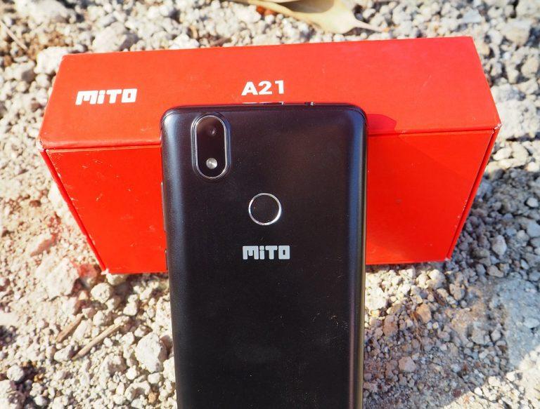 Mito FullView A21 Hadir di Indonesia, Harganya Di Bawah Rp 1 Juta