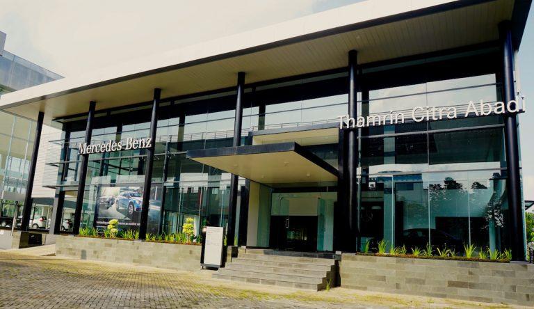 Hadir di Palembang, Mercedes-Benz Resmikan Diler ke-22 di Indonesia