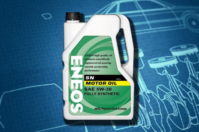 Ini Spesifikasi Empat Pelumas ENEOS yang Baru Diperkenalkan Nippon Oil Indonesia