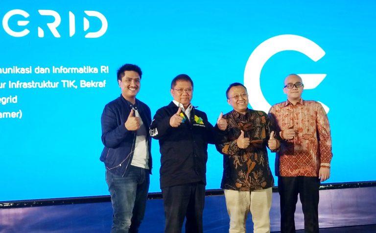 Menkominfo Rudiantara Resmikan Skyegrid, Platform Game Buatan Indonesia