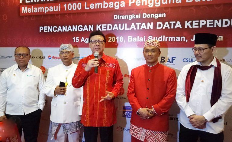 Dukcapil Manfaatkan Teknologi Digital untuk Jaga Kedaulatan Data Indonesia