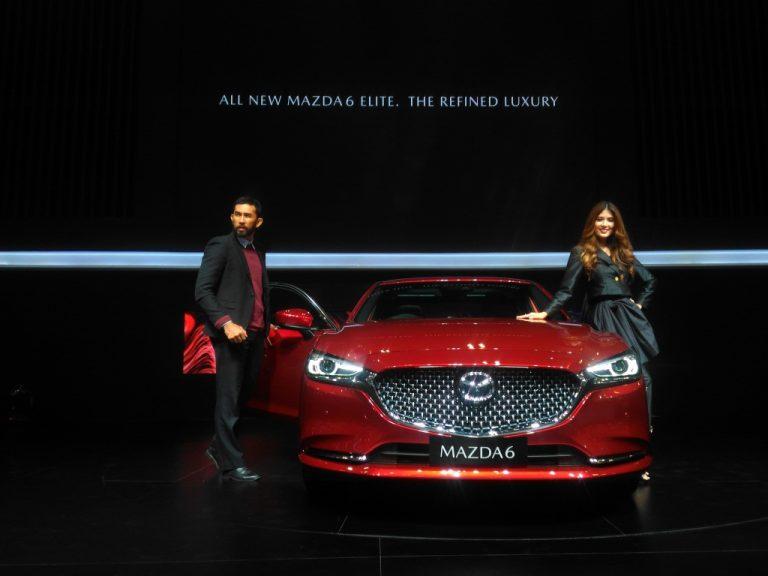 Hadir Perdana di GIIAS 2018, All New Mazda 6 Elite Tampil Lebih Premium