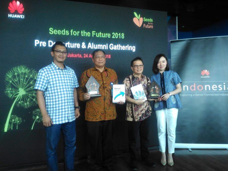 Industri TIK Butuh Percepatan, Huawei 'Godok' 10 Mahasiswa Indonesia Berbekal Kompetensi Global