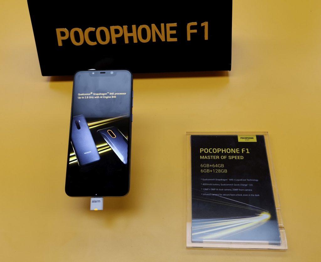 Pocophoe F1