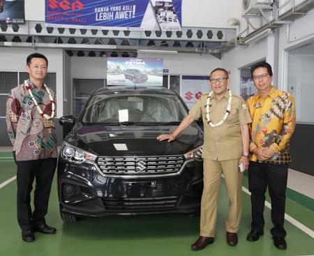 Efek Jaringan Minim, PT Suzuki Indomobil Sales Ekspansi ke Kota Serang