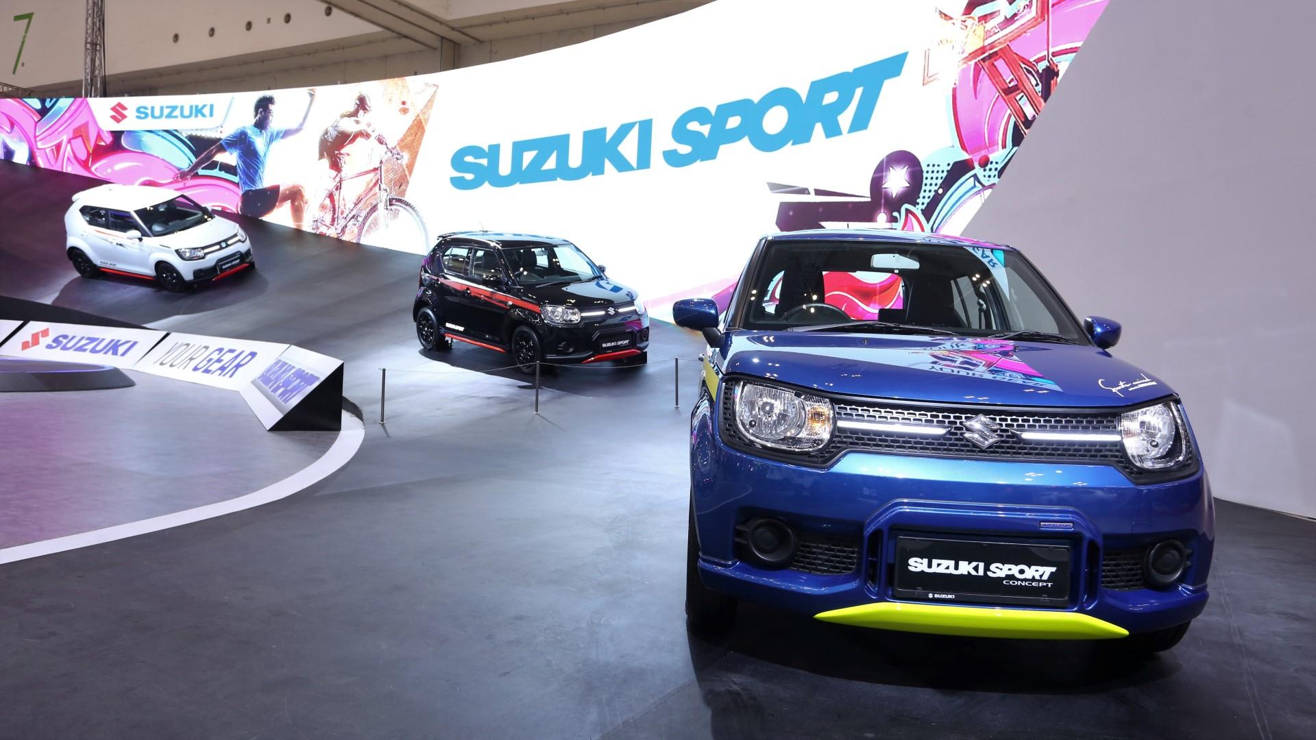 Suzuki Ignis 5 (Large)