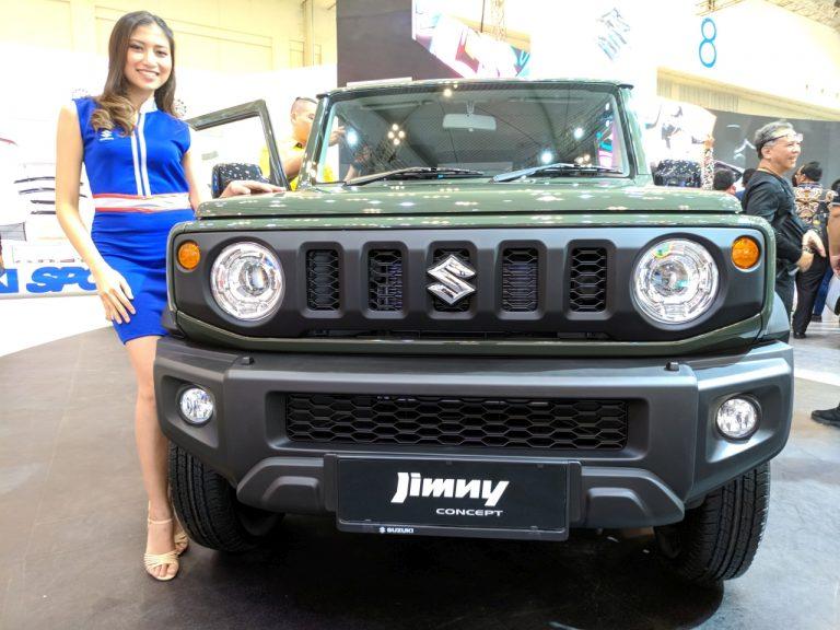 Bos Indomobil Ungkap Mobil Pertama Jokowi adalah Suzuki Jimny