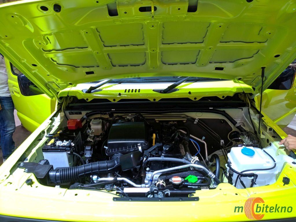 Suzuki Jimny GIIAS 2018