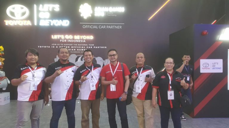 Toyota Avanza Club Indonesia (TACI)Turut MeriahkanGIIAS 2018