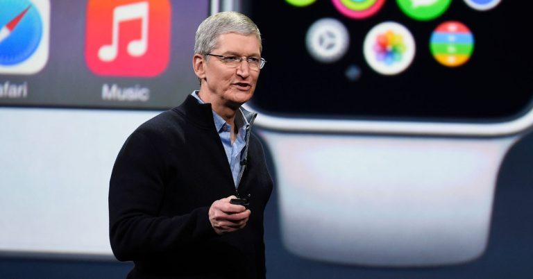 Apple Rancang Chip Kesehatan Khusus untuk Memproses Data Biometrik