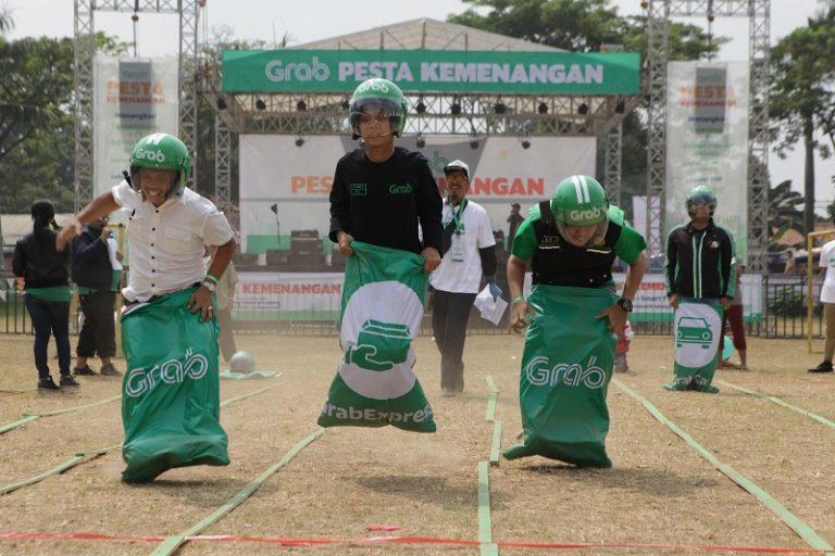 Festival Kemenangan dari Grab Sukses Dilaksanakan di 10 Kota di Indonesia