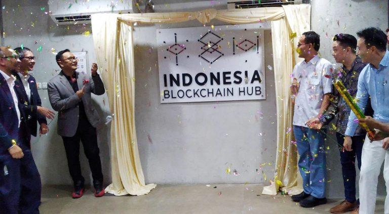 HARAResmikanIndonesia Blockchain Hub