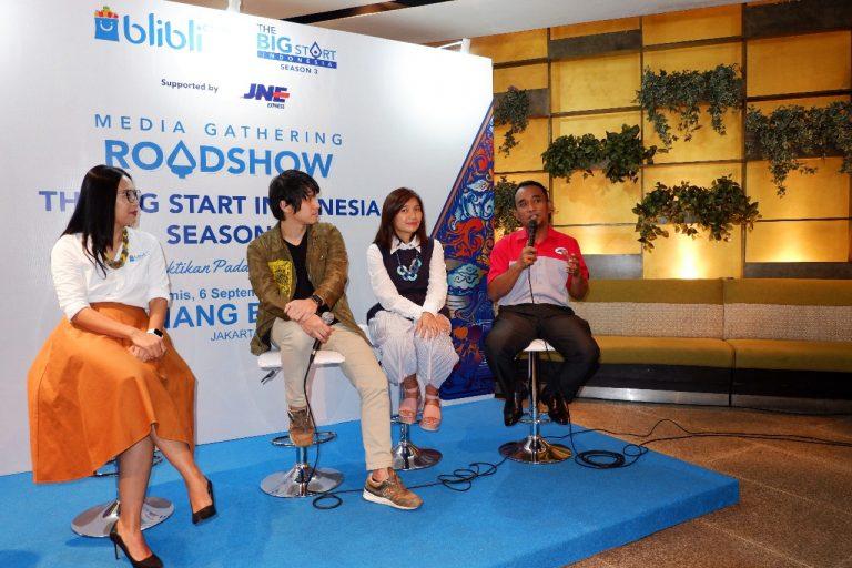 The Big Start Indonesia Season 3; Materi Lebih Padat, Hadiah Lebih Besar