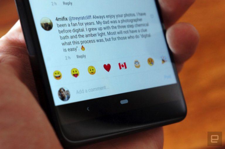 Instagram Tambah 'Jalan Pintas' Emoji untuk Komentar Lebih Cepat