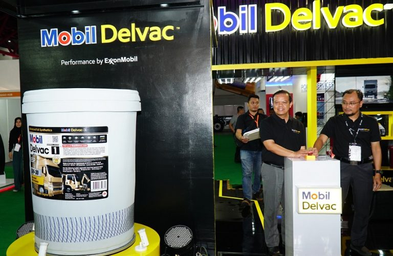 Mobil Lubricants™ Luncurkan Mobil Delvac 1™ dalam Ajang Indonesia Transport Supply Chain & Logistics (ITSCL) 2018