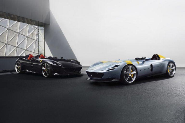 Tersedia 500 Unit dan Dibanderol 1,4 Juta USD, Ferrari Tampilkan Dua Model Monza