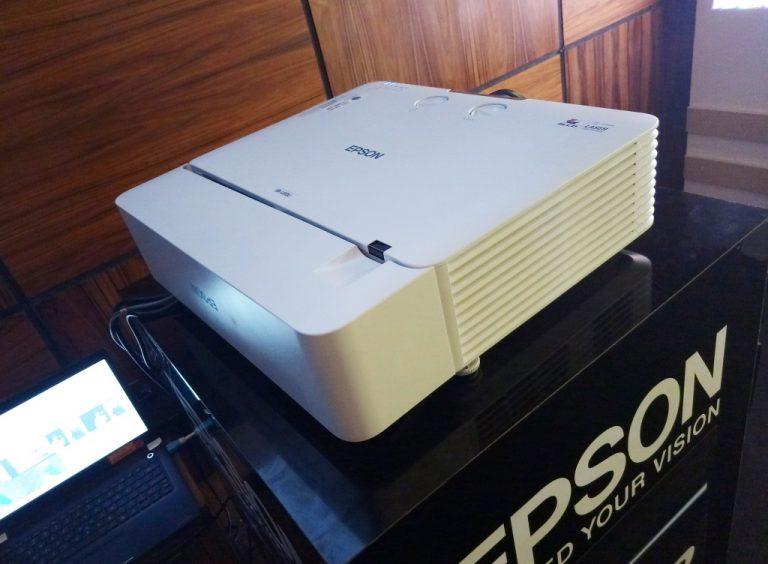 Epson Rilis Jajaran Proyektor Laser 3LCD Terkecil dan Teringan