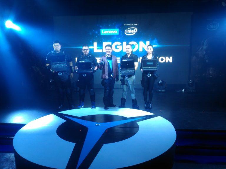 Mulai Acuhkan Avid Gamers, Lenovo Hadirkan Legion Y530; Lebih Stylish dan Tangguh