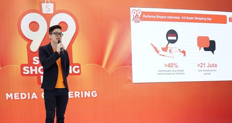 'Shopee 9.9 Super Shopping Day' Catatkan Performa Terbaik Sepanjang Sejarah
