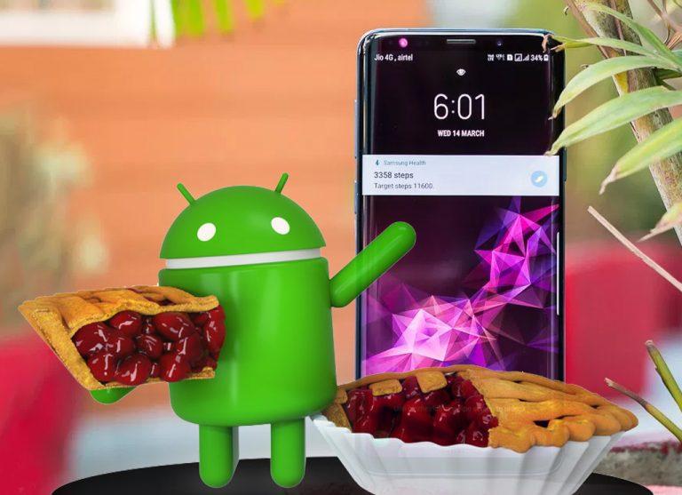Android Pie Siap Hadir di Ponsel Flagship Galaxy S9 dan Xperia XZ3