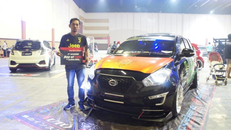 Ini Dia Jawara Final Battle Autovision Ray of Light 2018 di Surabaya