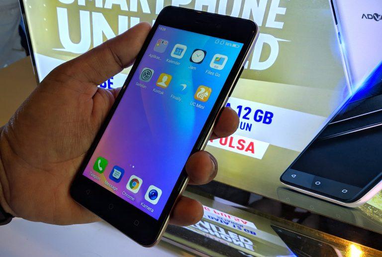 Gandeng IM3 Ooredoo Advan Luncurkan Advan S50 4G, Gratis YouTube Setahun