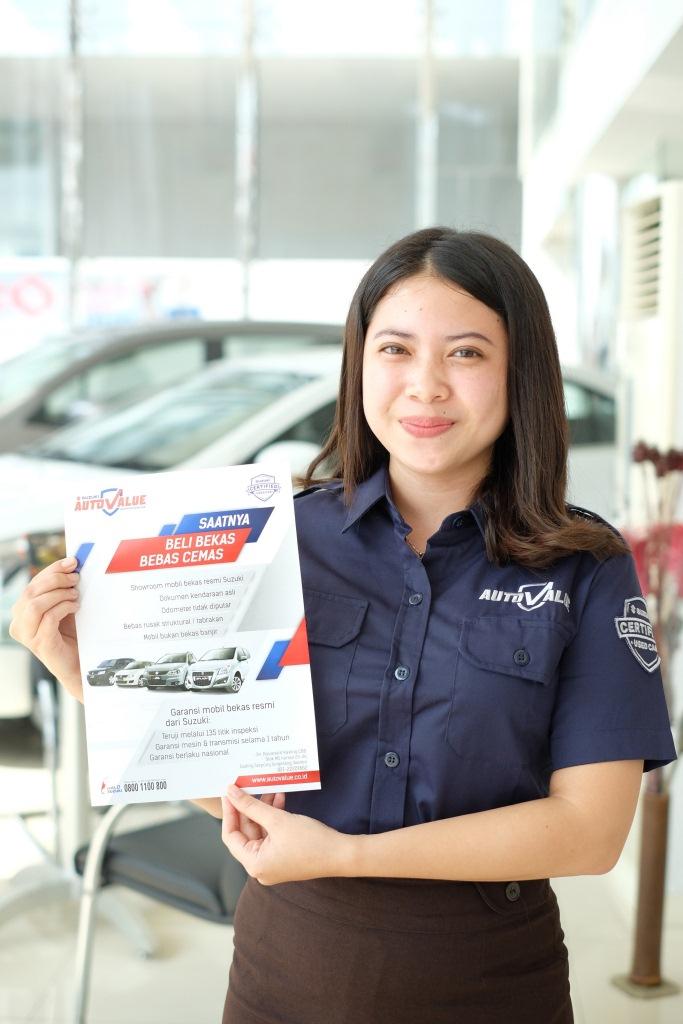 "Minat Pelanggan Tinggi, Suzuki Auto Value Gelar ""Ertiga Vaganza"""