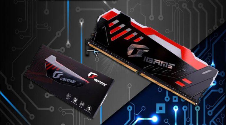 Memori Gaming D-RAM DDR4 Seri iGame dari Colorful ini Tawarkan Kecepatan Tinggi