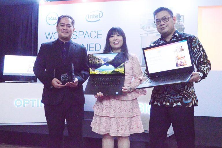 Dell Luncurkan Desktop Optiplex All-in-One dan Workstation Mobile Dell Precision