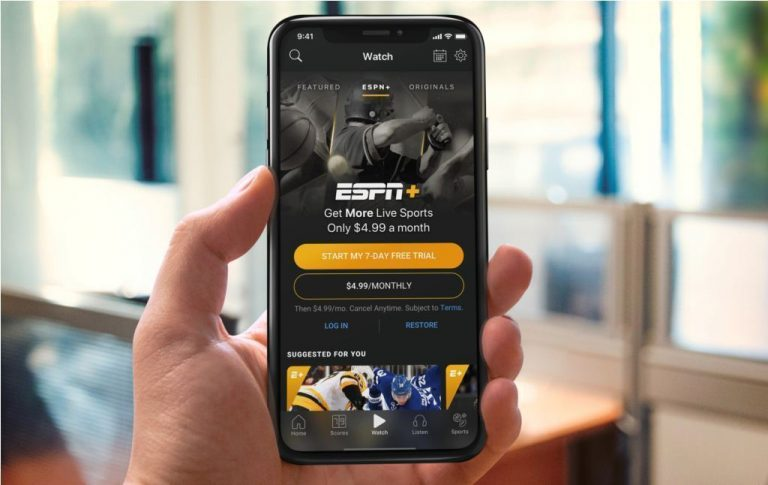 Pengguna PS4 dan Xbox One Kini Dapat Melakukan Streaming Pertandingan Sepak Bola Favorit melalui ESPN+