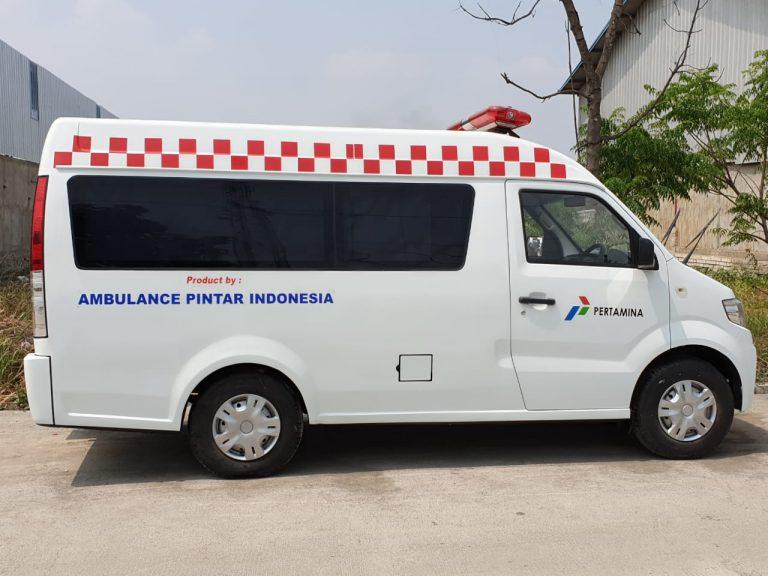 Kolaborasi Bersama Ambulance Pintar Indonesia, DFSK Mulai Hadirkan Super Cab Ambulance