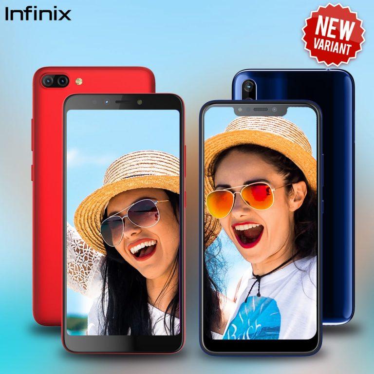 Penuhi Permintaan Pelanggan, Infinix Rilis HOT S3X dengan Warna Baru