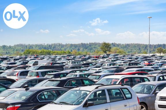 Delapan dari Sepuluh Mobil yang Dijual Online Ada di OLX