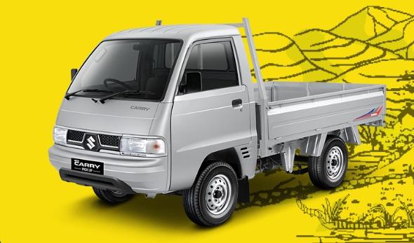 September 2018, Penjualan Kendaraan Komersial Suzuki Tumbuh Positif