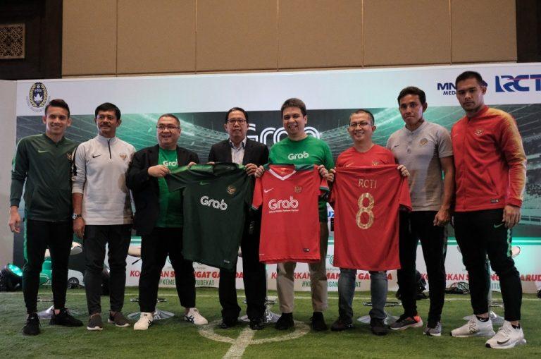 Lanjutkan Kampanye #KemenanganItuDekat, Grab Kobarkan Semangat Garuda di Ajang Piala AFC U-19 & Piala AFF 2018
