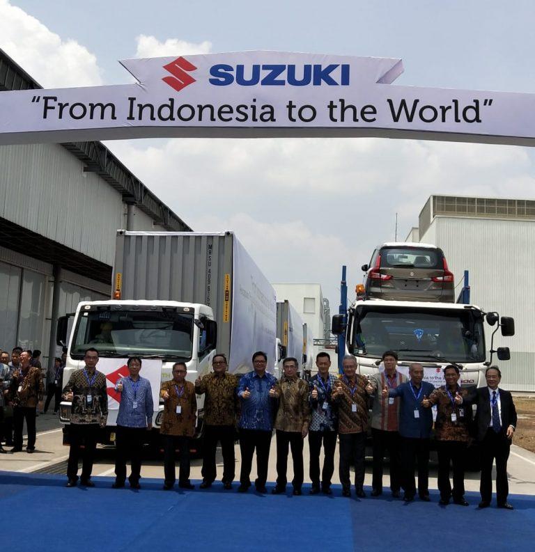 Debut Pencapaian Produksi 11 Juta Unit Motor dan 2,5 Juta Unit Mobil, Suzuki Siap Raup Rp11 Triliun di 2022
