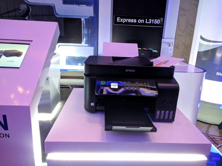 Luncurkan EcoTank Series Terbaru, Epson UbahKampanye Dari L-Series Menjadi EcoTank
