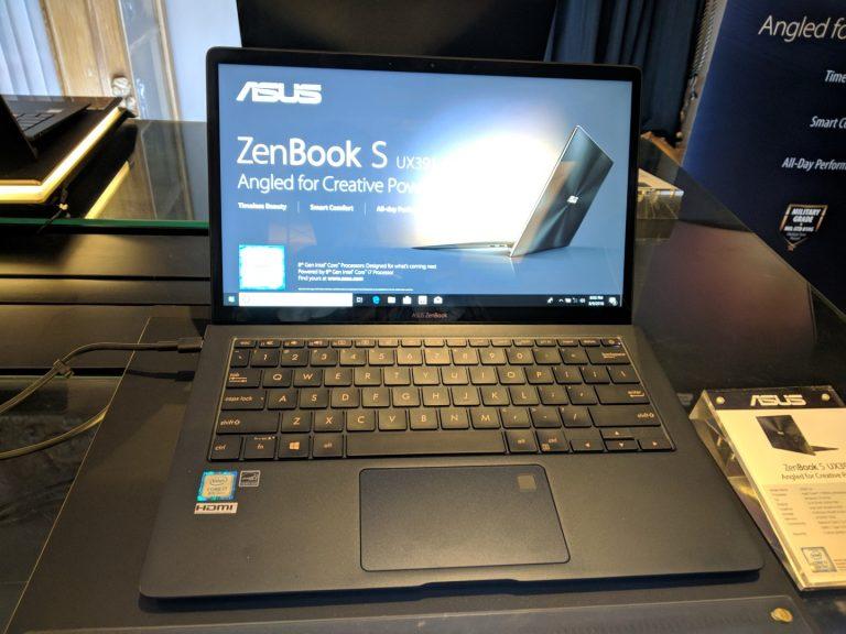 Asus Luncurkan ZenBook S UX391UA, Ultrabook Berkinerja Tinggi dengan Desain Inovatif