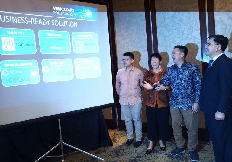 Dukung Industri 4.0 ViBiCloud Luncurkan Layanan Business – Ready Solution