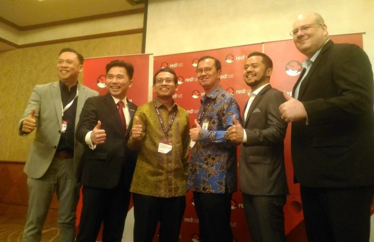 Dirjen Perbendaharaan Kemenkeu dan Bank BRI Raih Red Hat Innovation Awards APAC 2018 Indonesia