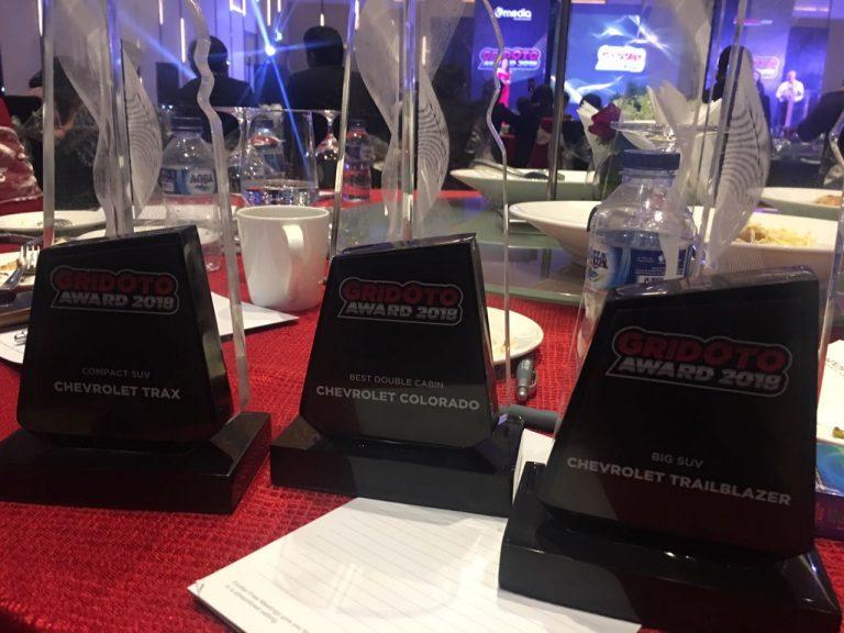 Bulan Oktober Ini, Kendaraan Chevrolet Sabet Tiga Penghargaan yang Membanggakan