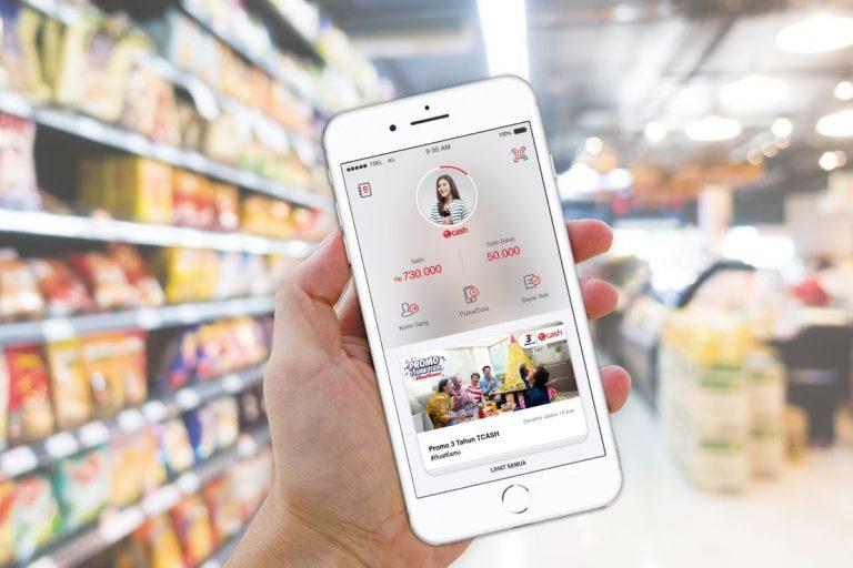 TCASH Sudah Dapat Digunakan Lebih Dari 75 Ribu Merchant Outlet di Indonesia