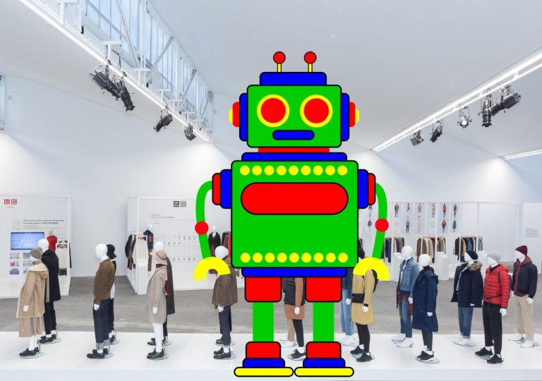 Ganti 90 Persen Karyawan Gudang dengan Robot, Uniqlo Menuju Industry 4.0