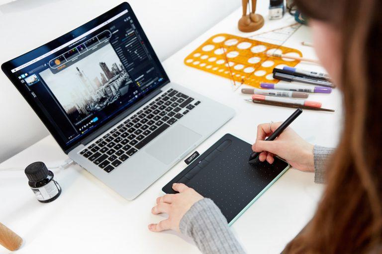 Sejumlah Peningkatan Hadir untuk Wacom Intuos Pen Tablet, Termasuk Dukungan 3 Software Kreatif
