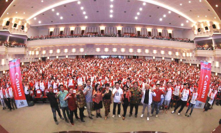 Muhana Syafiqudarry Jadi Juara Umum Canon PhotoMarathon 2018 Yogyakarta