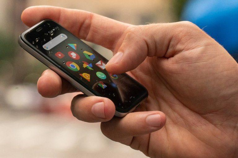 Palm Luncurkan Ponsel Mini Pendamping Ponsel. Apa Maksudnya?
