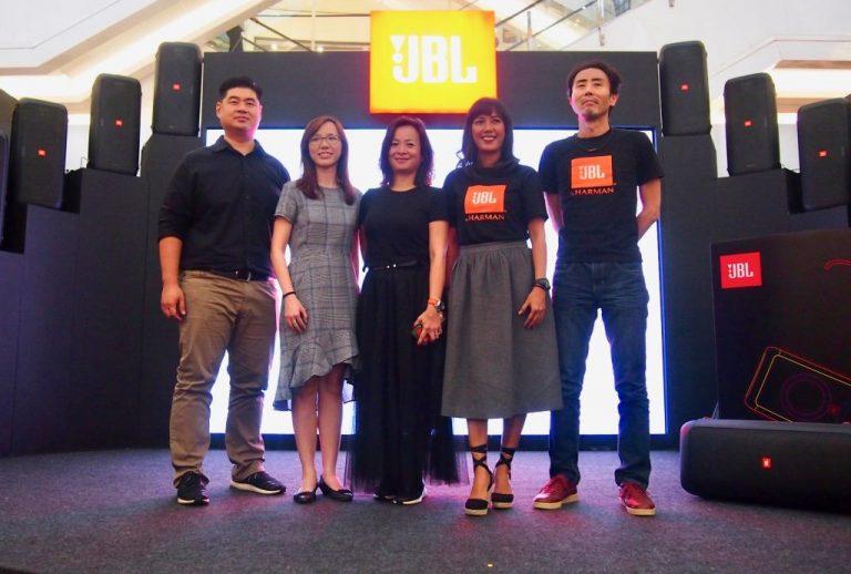 Lengkapi Lini Produk Lifestyle-nya, JBL Luncurkan JBL® PartyBox dan JBL® JR POP