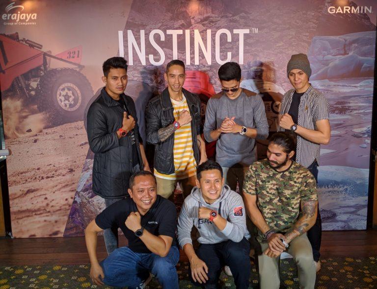 Smartwatch GPS Tahan Banting Garmin Instinct Hadir di Indonesia. Sasar Para Petualang dan Aktivis Outdoor